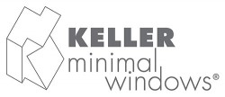 logo keller minimal windows monaco fenetres