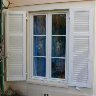 Fenêtres à oscillo - battants